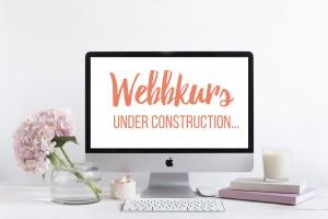 webbkurs under construction